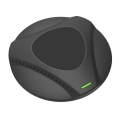 PLATINET WIRELESS CHARGER WITH FAN COOLING 15W TYPE-C BLACK