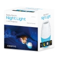 OMEGA LED PROJECTOR NIGH LIGHT BLUE STAR PATTERN 45179