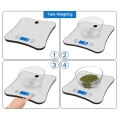 PLATINET NUTRITION KITCHEN SCALE STAINLESS STEEL NUTRIENT CALC APP BLUETOOTH [45214]