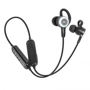 MAXELL EARPHONES BLUETOOTH EB-BT HALO LED RING BLACK 348178.00.CN