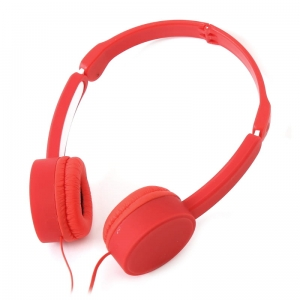 FREESTYLE HEADSET FH-3920 MIC RED [42683]