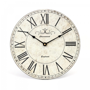 PLATINET ZEGAR/WALL CLOCK DECEMBER