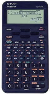 SHARP CALCULATOR SCIENTIFIC BX SH-ELW531TLBBL-EU