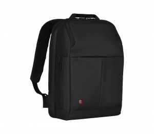 "Wenger, Reload 16"" Laptop Backpack with Tablet Pocket, Black (R) 601070"