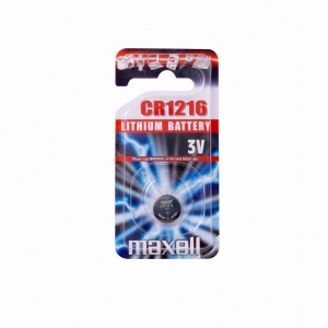 MAXELL BATTERY CR2016 BULK*1 785861