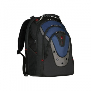 "Wenger, Ibex 17"" Computer Backpack, Blue (R) 600638"