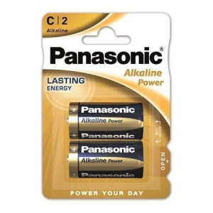 PANASONIC BATTERY ALKALINE LR014 BLISTER 2'