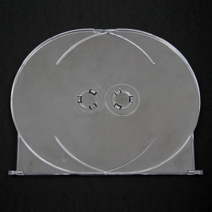 AMARAY DVD TRAY 2 CLEAR