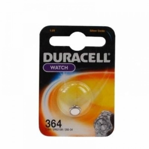 DURACELL BATTERY 364 SR621 1,5V  BLISTER*1