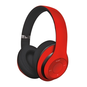 FREESTYLE HEADSET BLUETOOTH FH0916 RED/RED [43684]