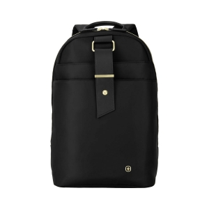 "Wenger Alexa 16"" Women's Backpack Black (R) 601376"