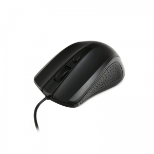 MOUSE OMEGA OM-05B OPTICAL 1000DPI BLACK BLISTER [41786]