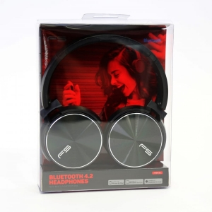 FREESTYLE HEADSET BLUETOOTH FH0917 BLACK [44386]
