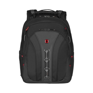 "Wenger Legacy 16"" Computer Backpack Black/Gray (R) 600631"