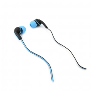 PLATINET IN-EAR EARPHONES + MIC SPORT PM1031 BLUE [42942]