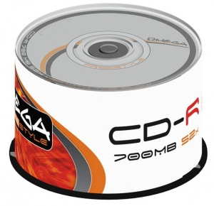 FREESTYLE CD-R 700MB 52X CAKE*50 [56667]