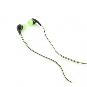 PLATINET IN-EAR EARPHONES + MIC SPORT PM1031 GREEN [42943]