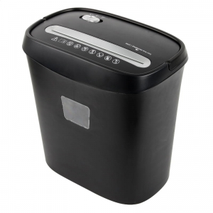 OMEGA NISZCZARKA DO PAPIERU / PAPER SHREDDER CROSS CUT 050C [43487]