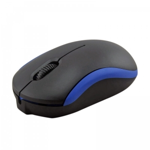 MOUSE OMEGA OM-07 3D OPTICAL 1000DPI VALUE LINE V2 BLACK/BLUE [43182]