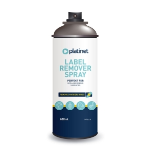 PLATINET LABEL REMOVER SPRAY 400ML [45196]