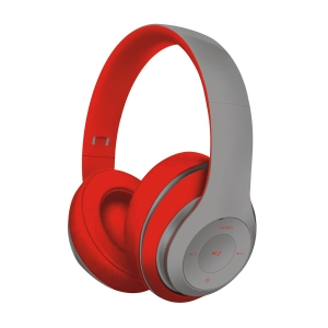 FREESTYLE HEADSET BLUETOOTH FH0916 GREY/RED [43683]